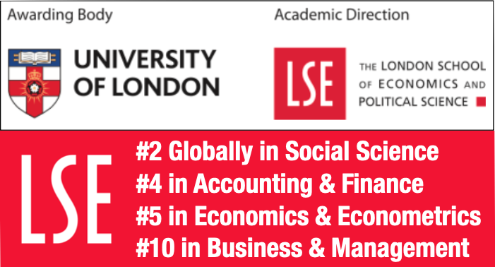 LSE ranked second in the world for social sciences